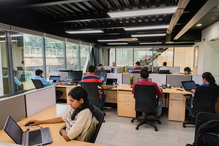 hot desk co-working bangalore